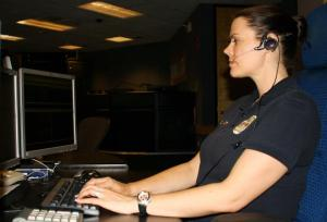 Call-taking dispatcher