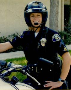 Officer Kathy Johnson